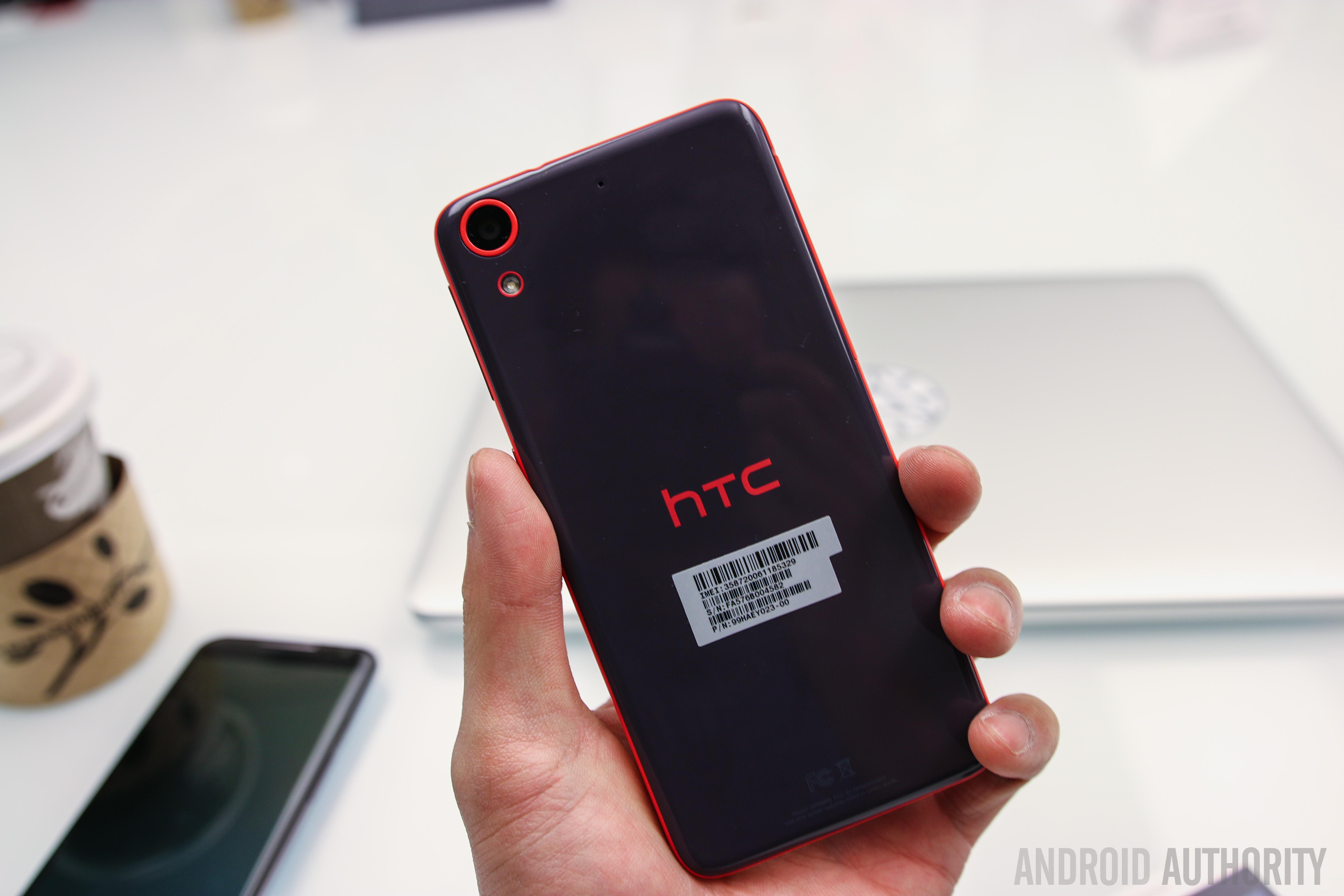 HTC Desire 626 Hands On-1