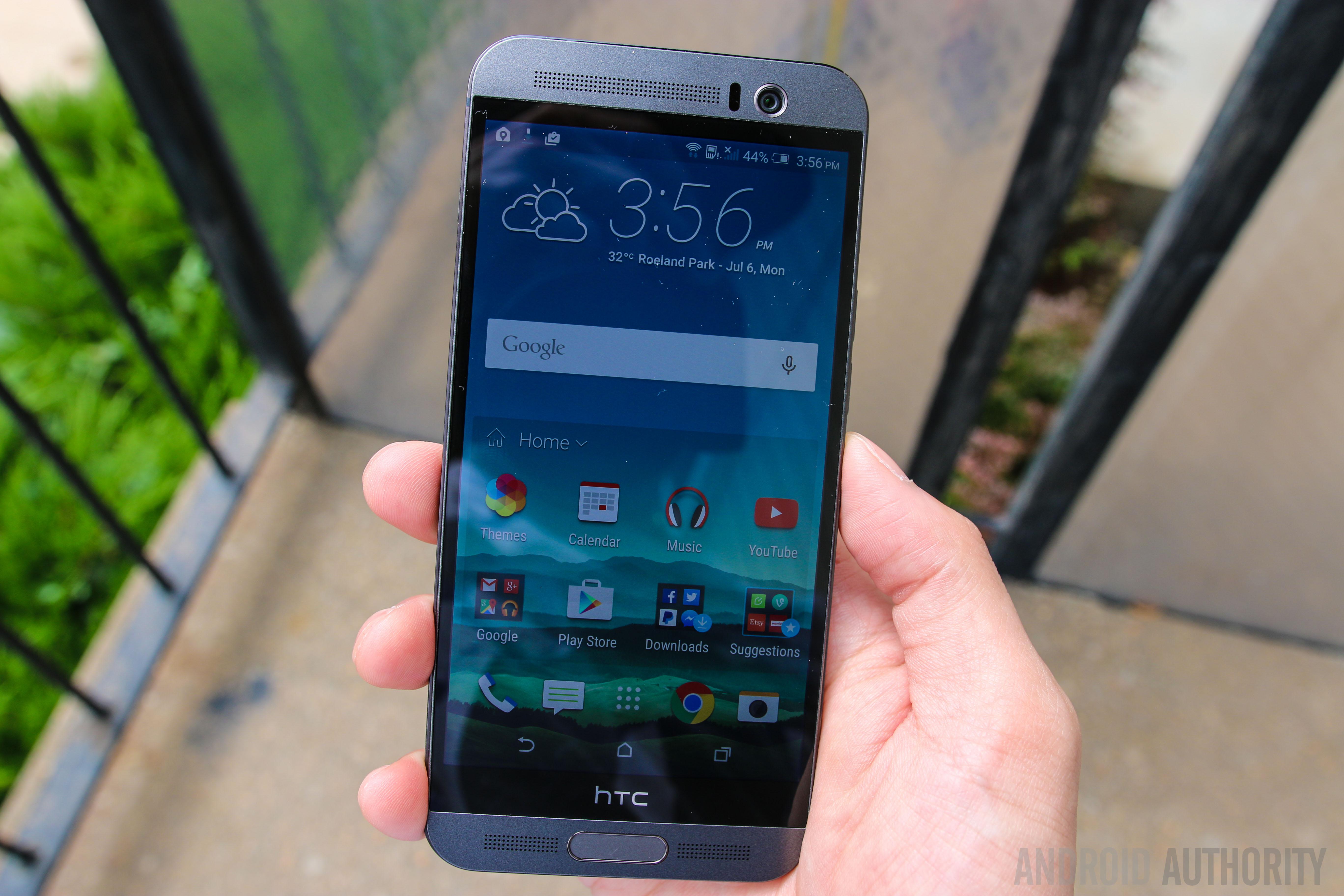 HTC One M9+-1