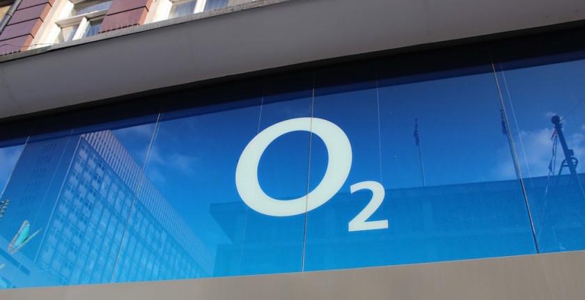 O2 5g uk logo