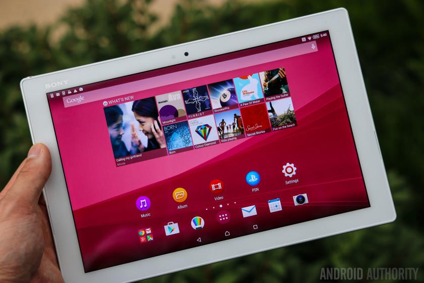 Sony Xperia Z4 Tablet-19
