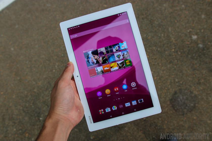 Sony Xperia Z4 Tablet-2