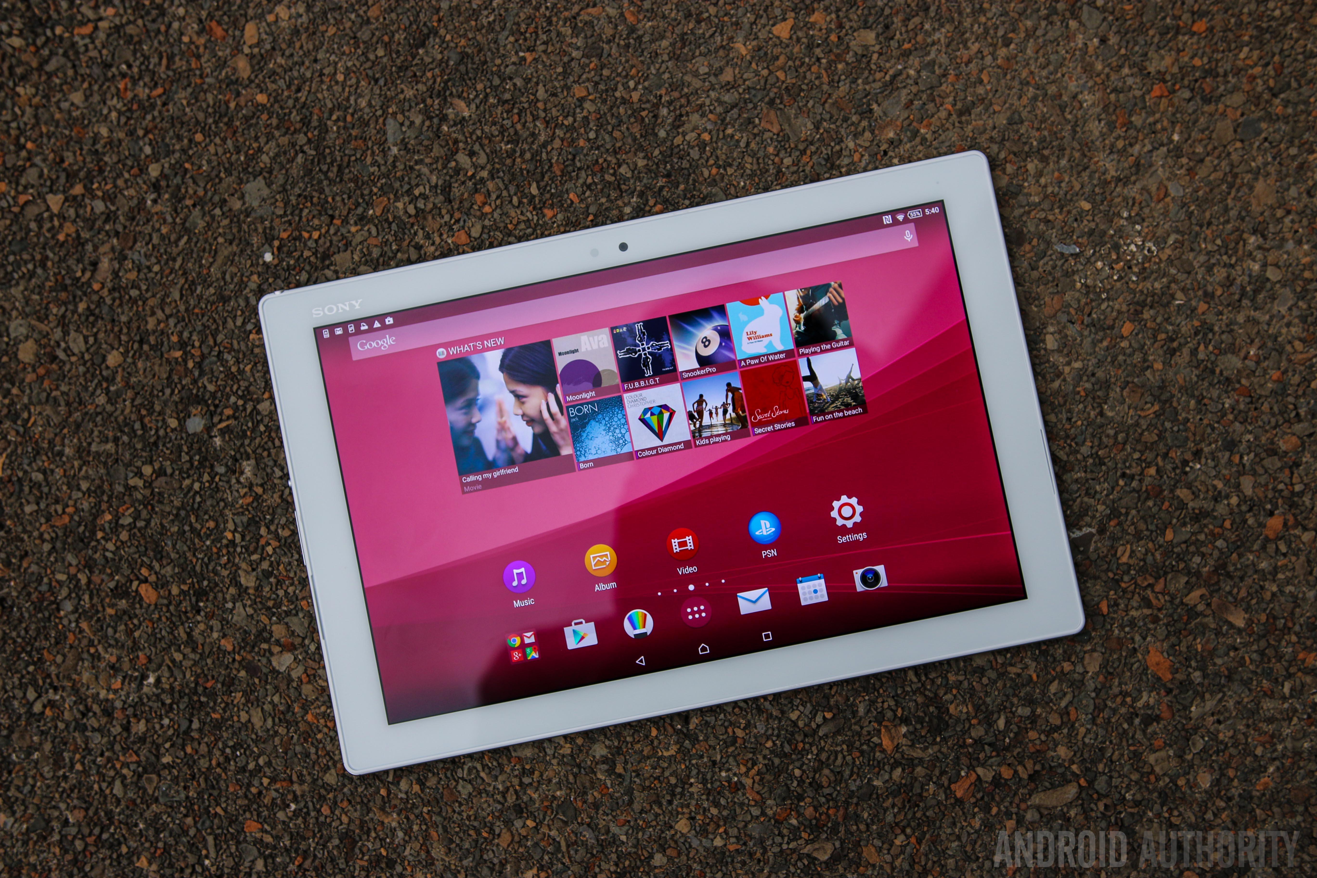 Sony Xperia Z4 Tablet-21