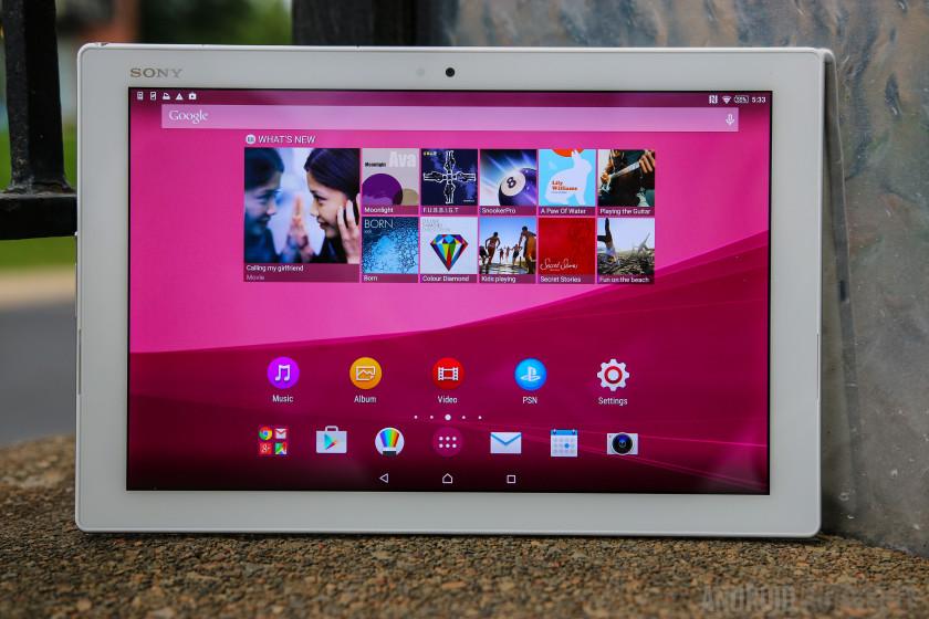 Sony Xperia Z4 Tablet-6