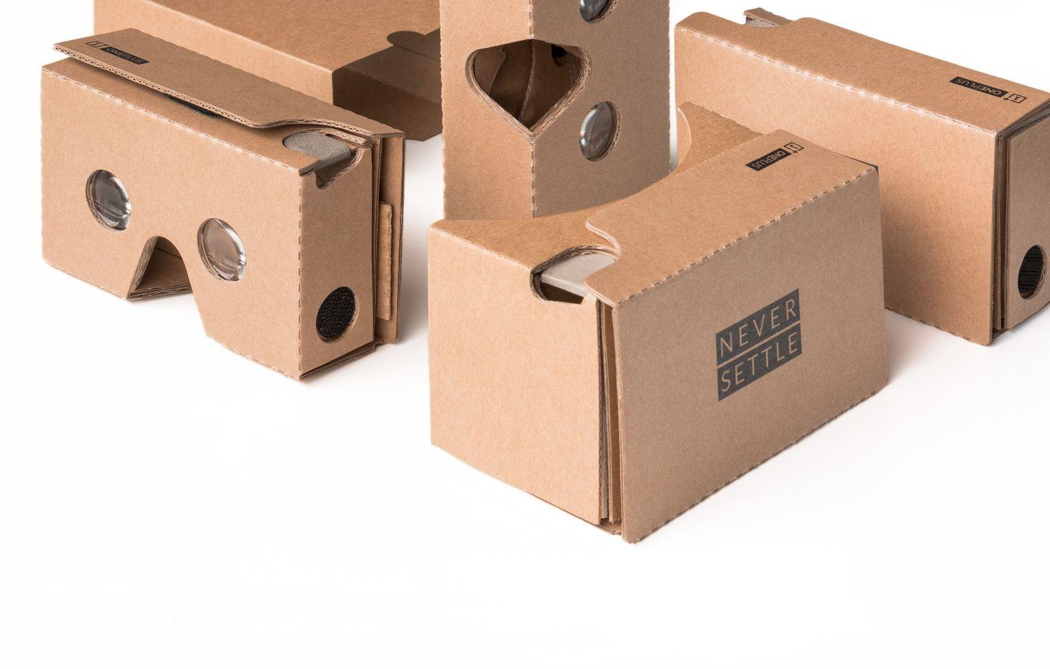 cardboard vr oneplus