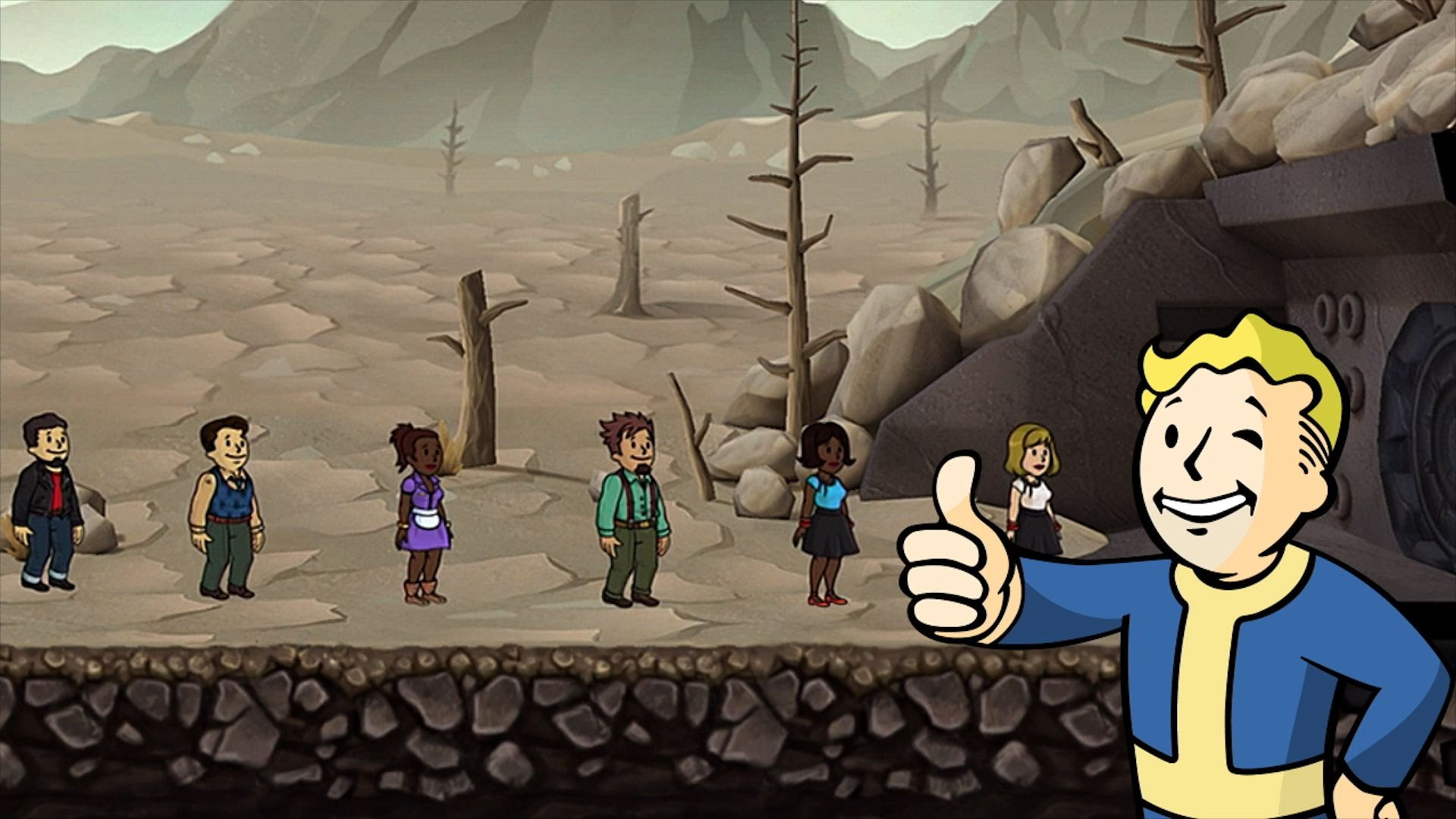 Fallout Shelter tips and tricks: Ultimate guide to surviving the post-apocalypse