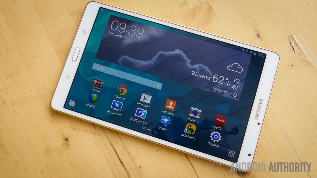 Samsung Galaxy Tab S 8.4: one year later
