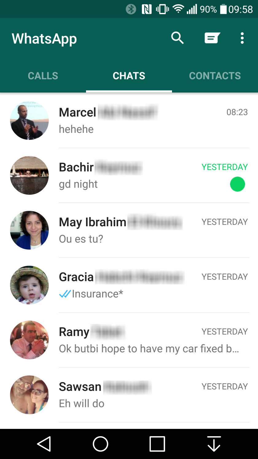 WhatsApp updates bring notifications, data usage and ...