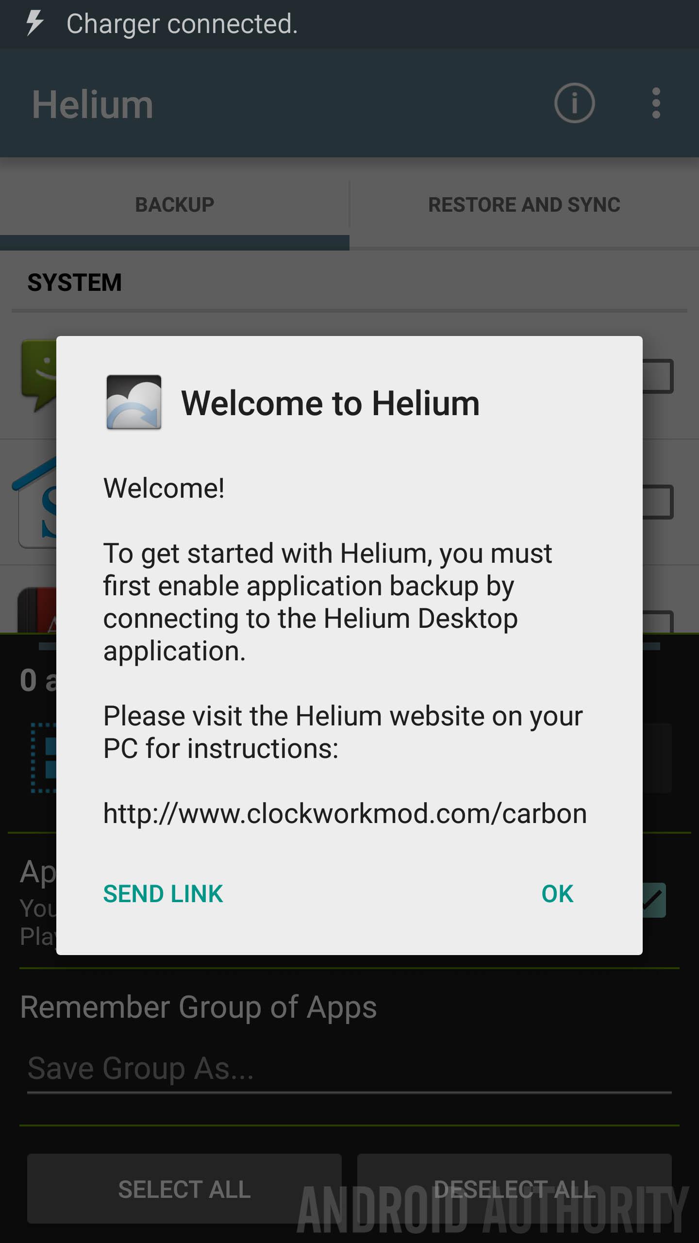 helium backup mac