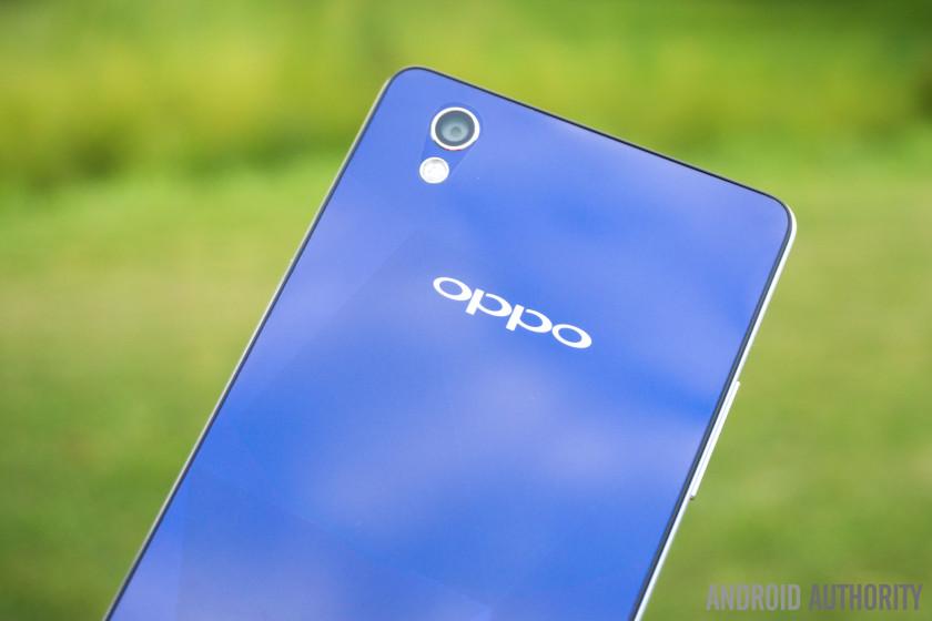 OPPO Mirror 5 đã ra mắt với tính năng camera tuyệt vời
