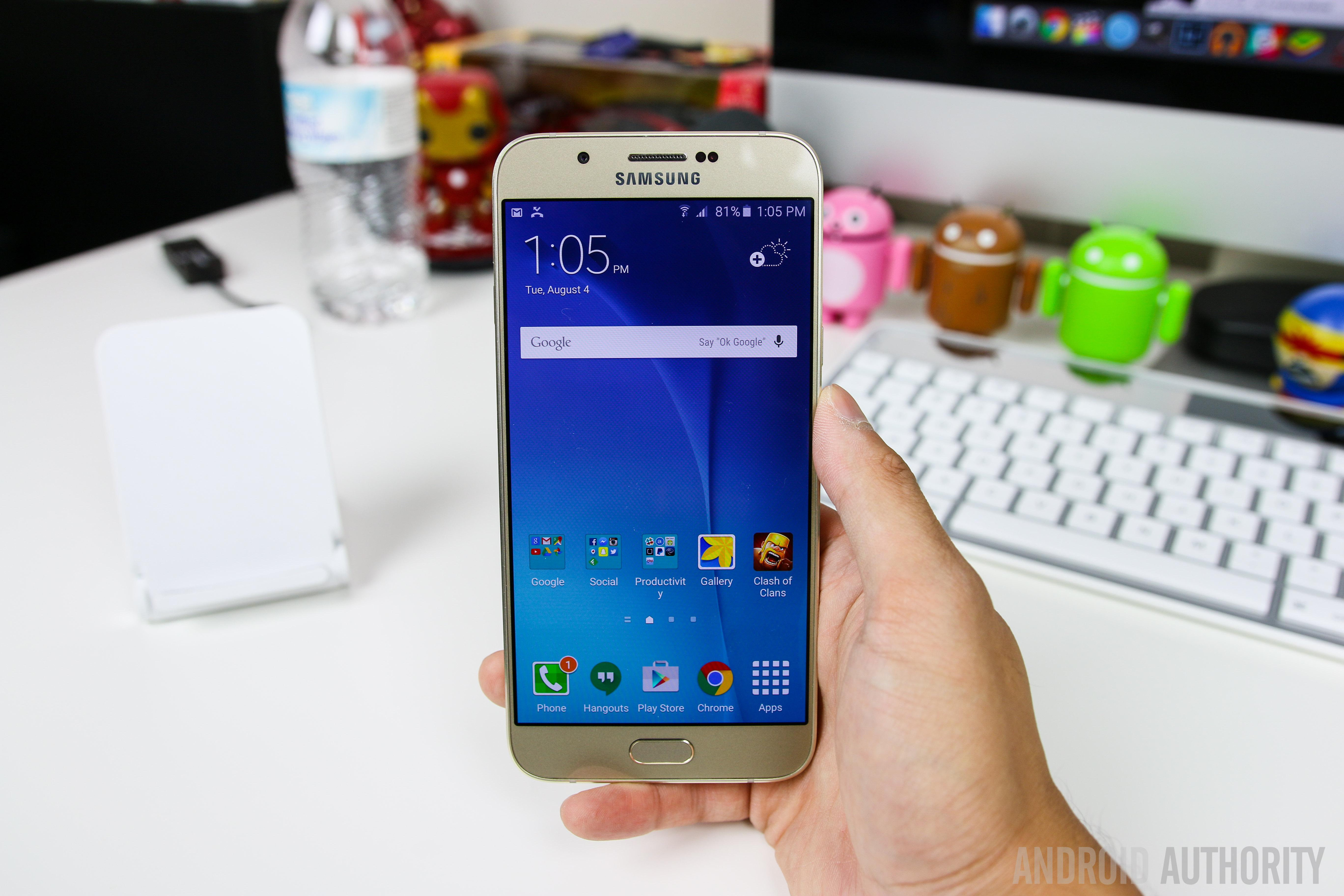 Samsung Galaxy A8-19