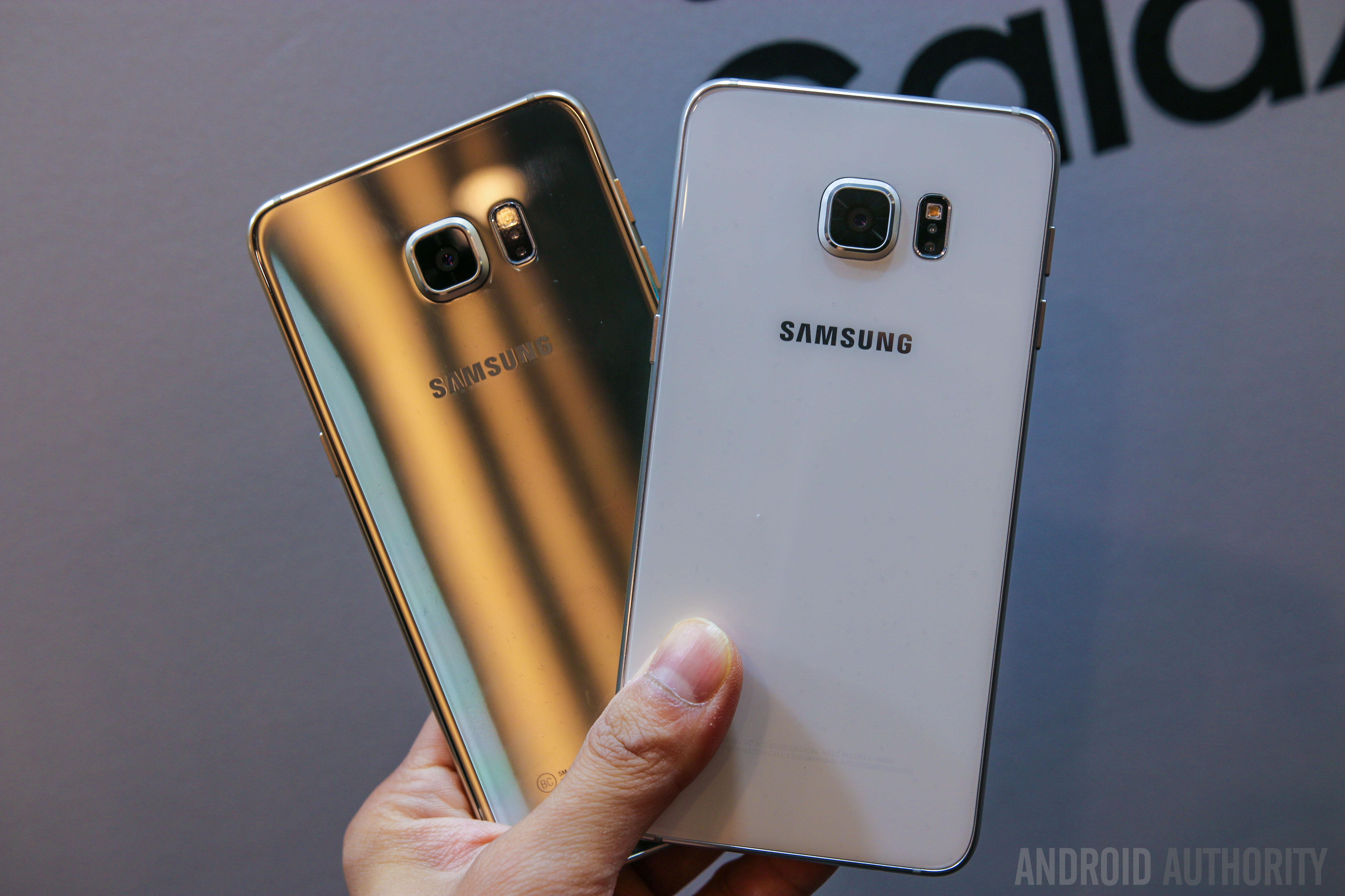 Samsung Galaxy S6 Edge Plus Hands On-27