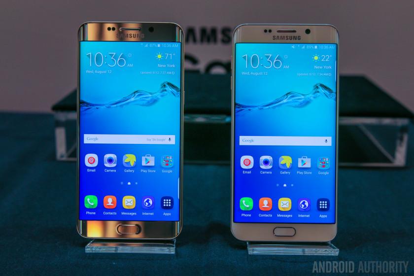 Samsung Galaxy S6 Edge Plus Hands On-30