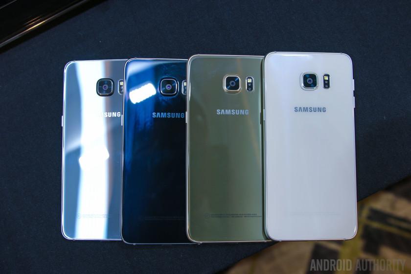 Samsung Galaxy S6 Edge Plus Hands On-34