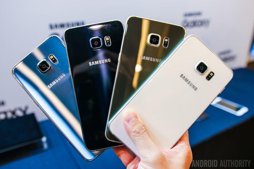 Samsung Galaxy S6 Edge Plus Hands On-35