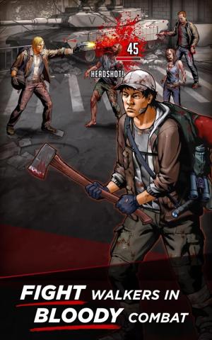 Walking Dead- Road to Survival 1