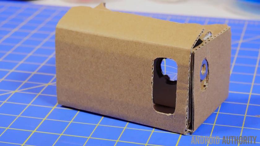 DIY Google Cardboard 11