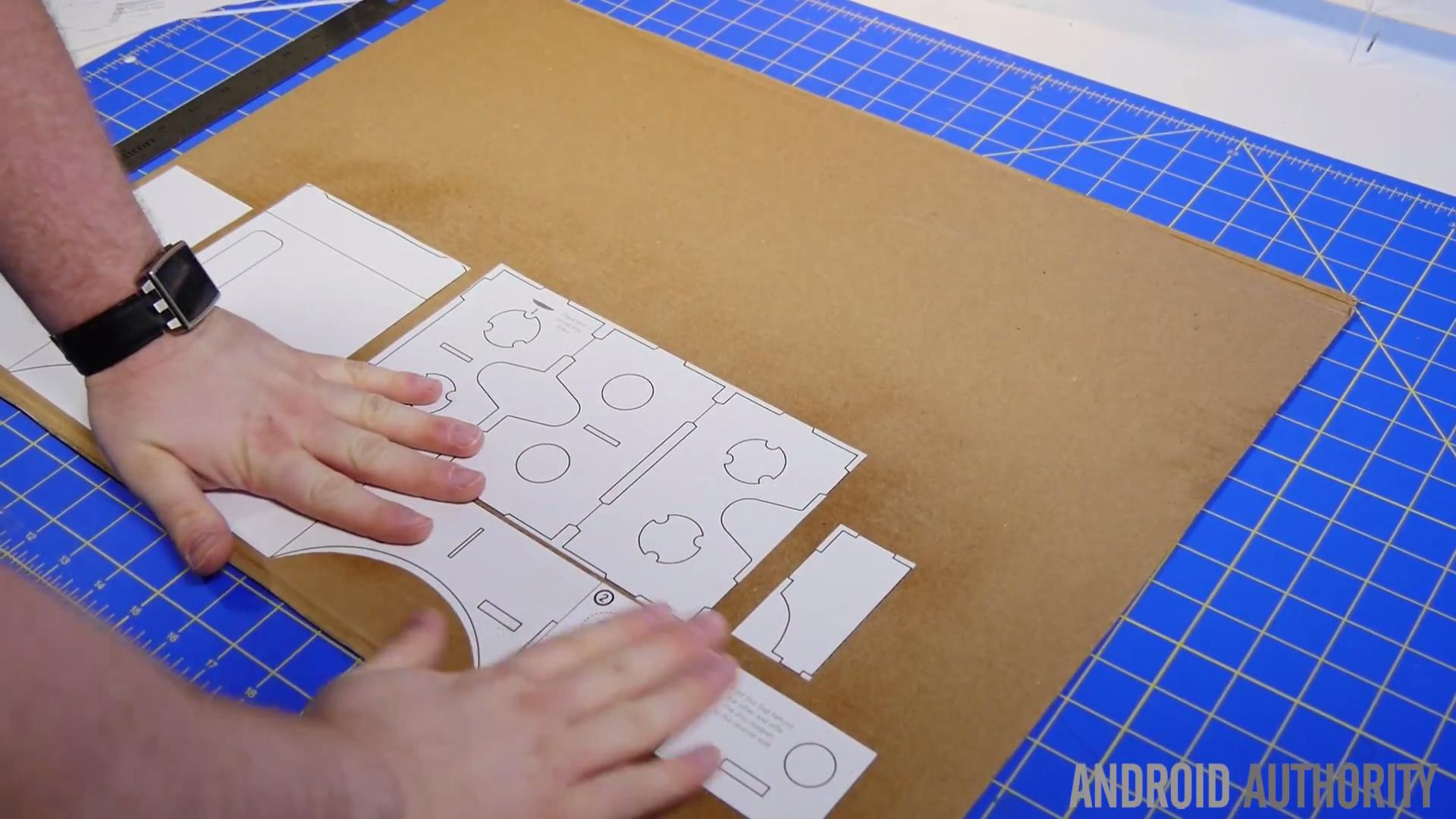 DIY Google Cardboard 2