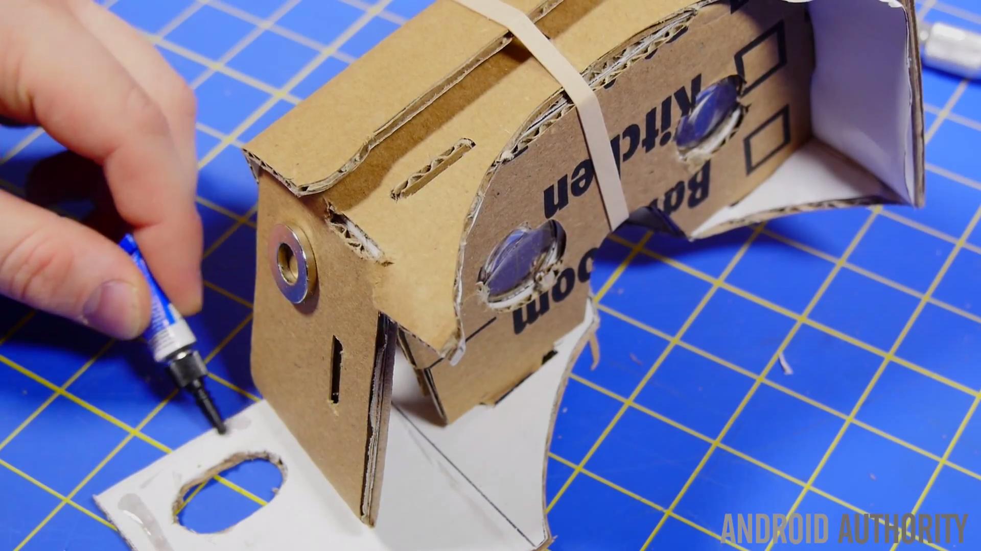 Шлем для виртуальной реальности 89
