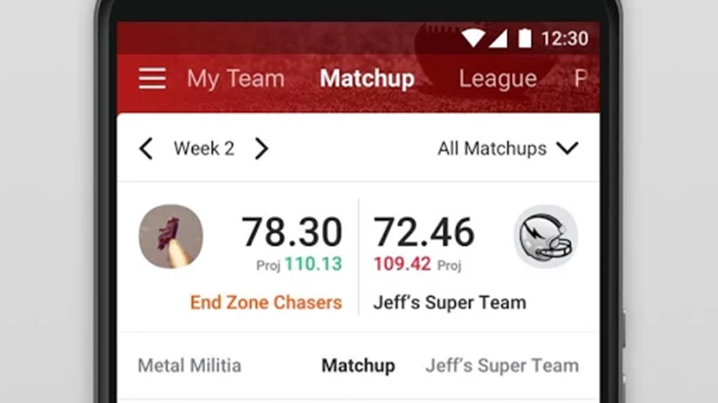 best fantasy sports apps for android