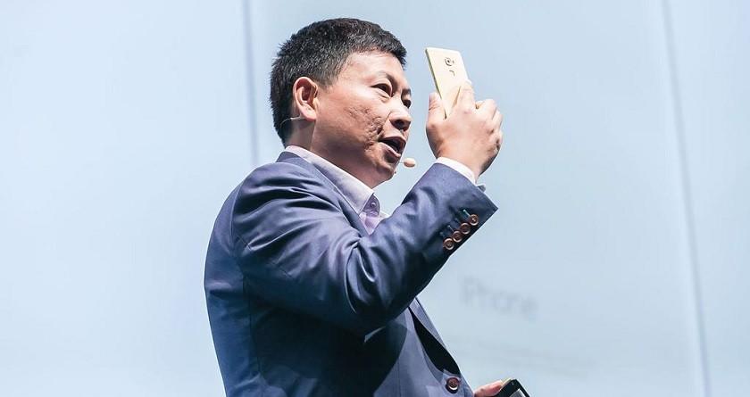 Huawei Mate S unveiling IFA