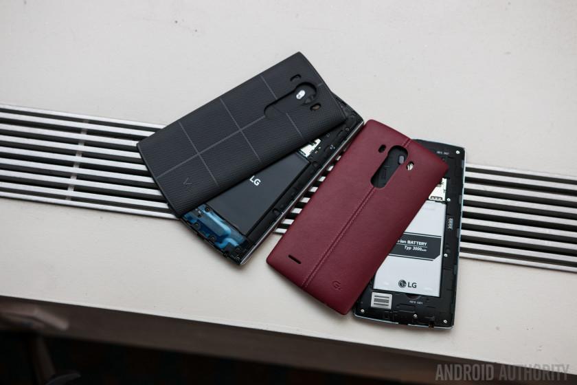 LG V10 Vs LG G4 Quick Look-1