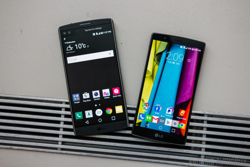 LG V10 Vs LG G4 Quick Look-15