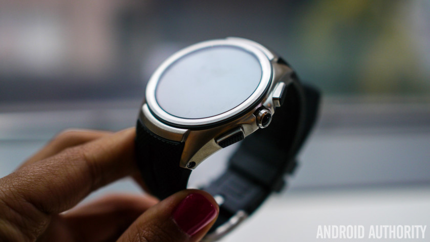LG Watch Urbane 2 2nd Edition Hands On -11