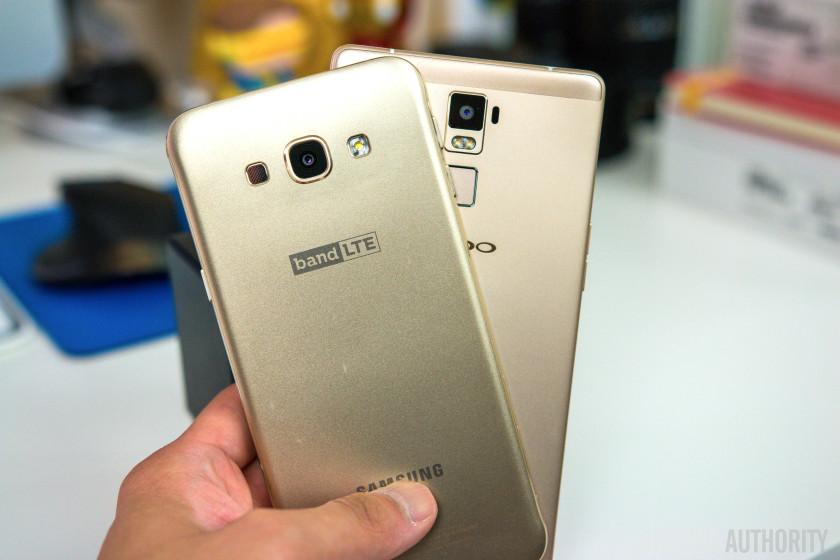 OPPO R7 Plus vs Samsung Galaxy A8 Performance