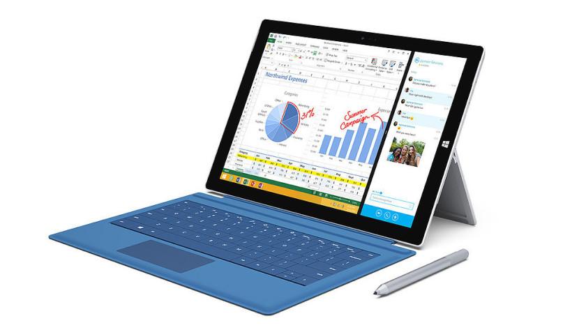 Amazoncom  Microsoft Surface Pro 3 Tablet 12Inch 128