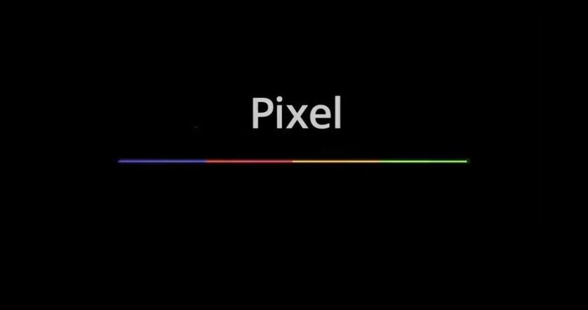 pixel-line