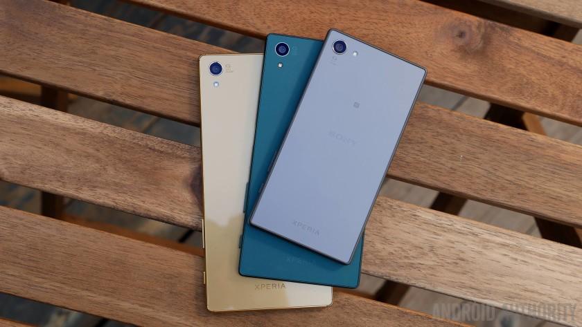 sony xperia z5 & z5 compact & Z5 premium aa 21