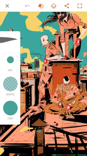 Adobe Illustrator Draw 2