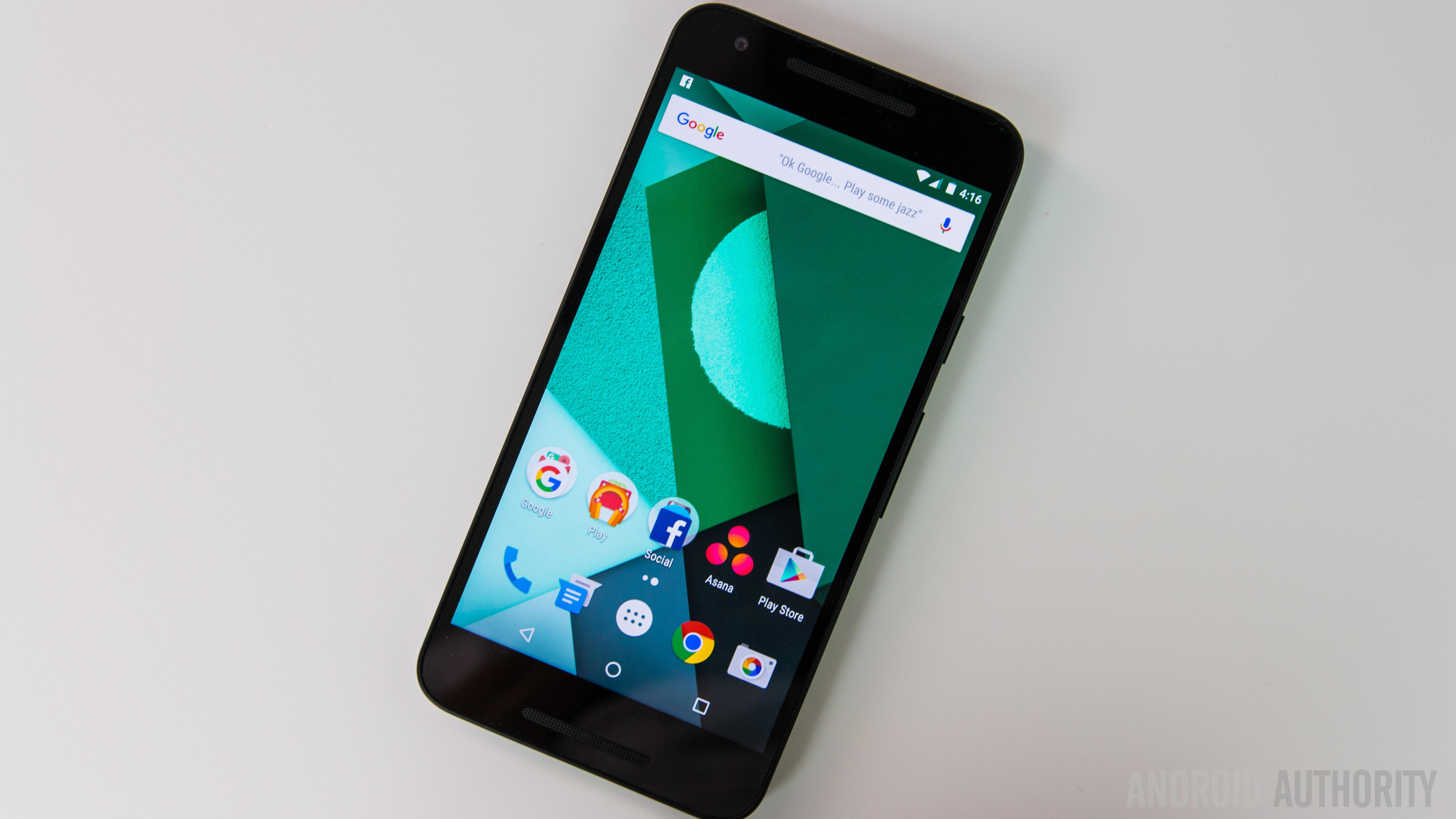 LG Nexus 5X Unboxing-21