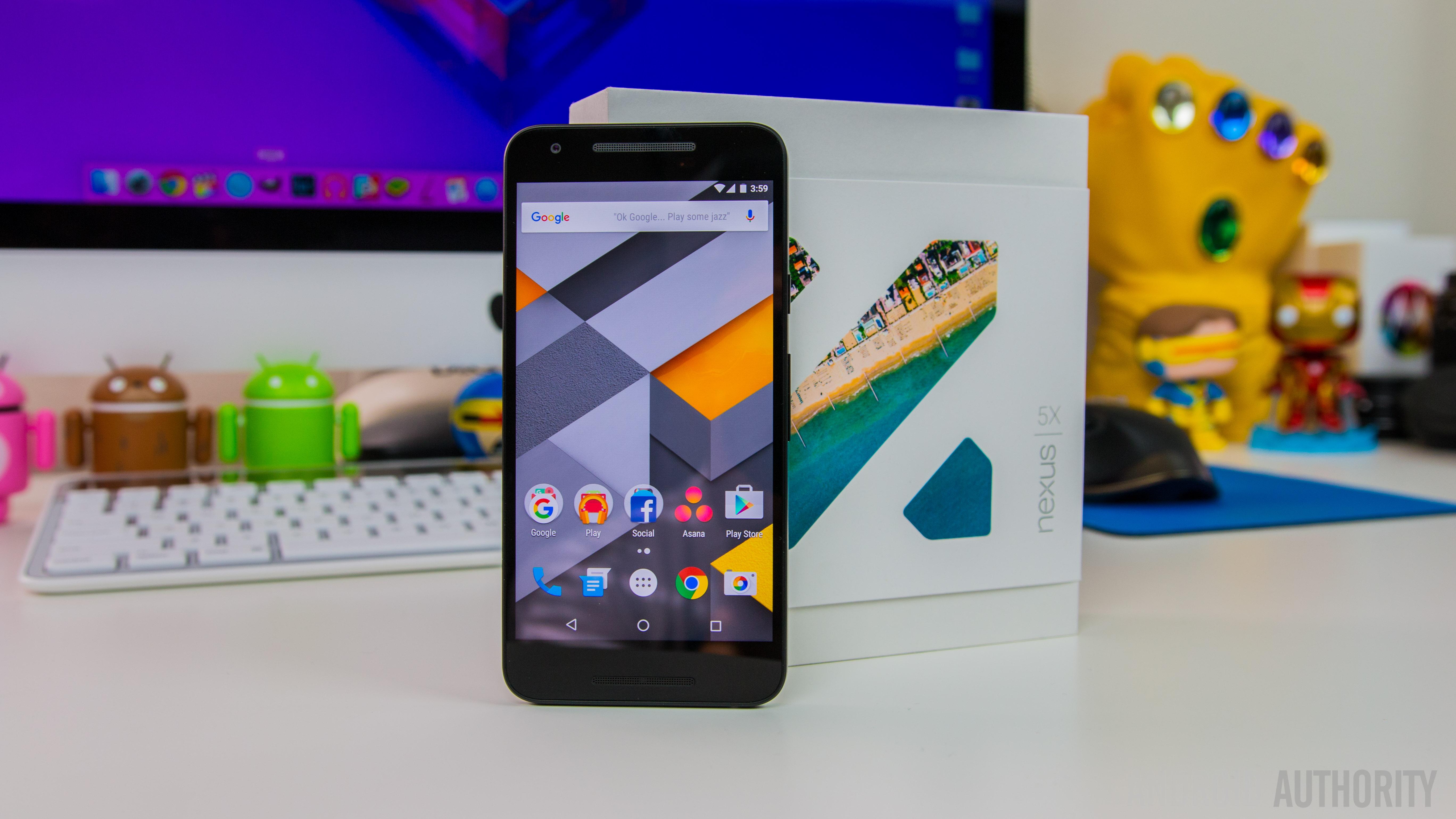 LG Nexus 5X Unboxing-3