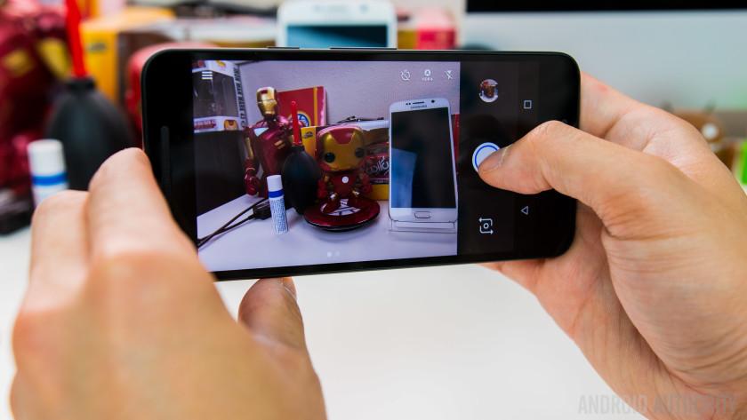 LG Nexus 5X Unboxing-33
