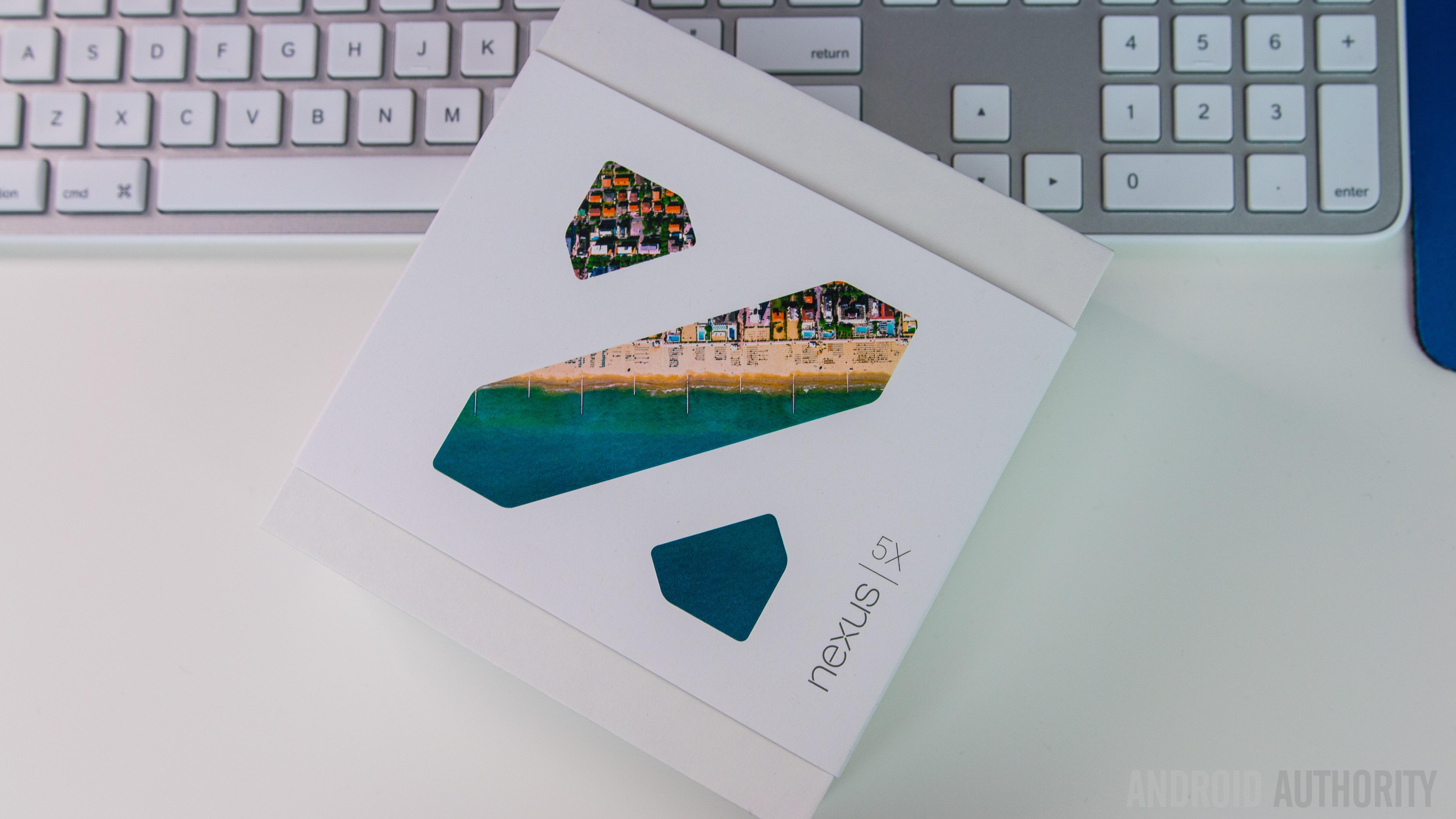 LG Nexus 5X Unboxing-7