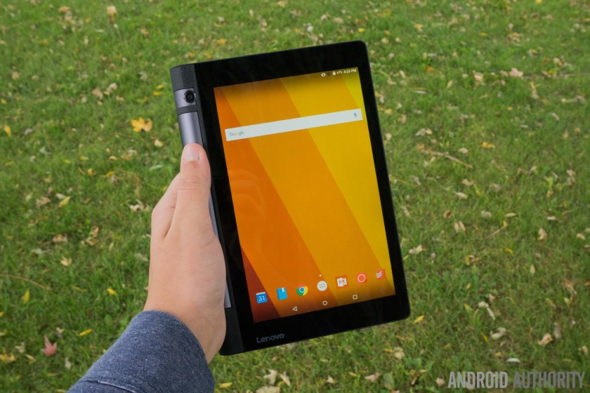 Lenovo Yoga Tab 3 8-inch review - Android Authority