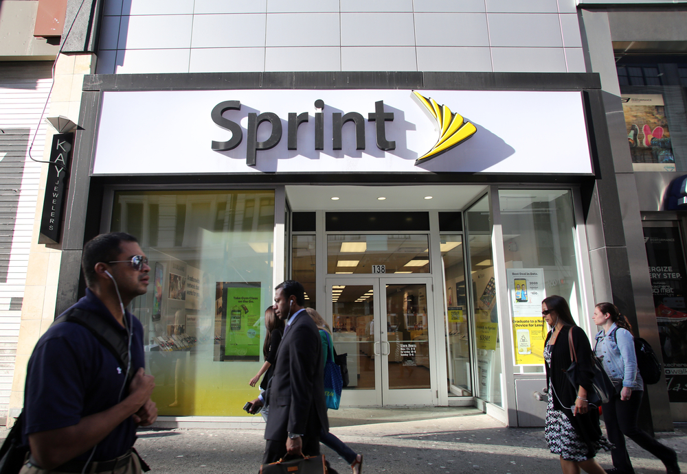 sprint new york store