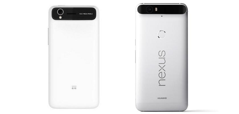 ZTE Athena vs Nexus 6P