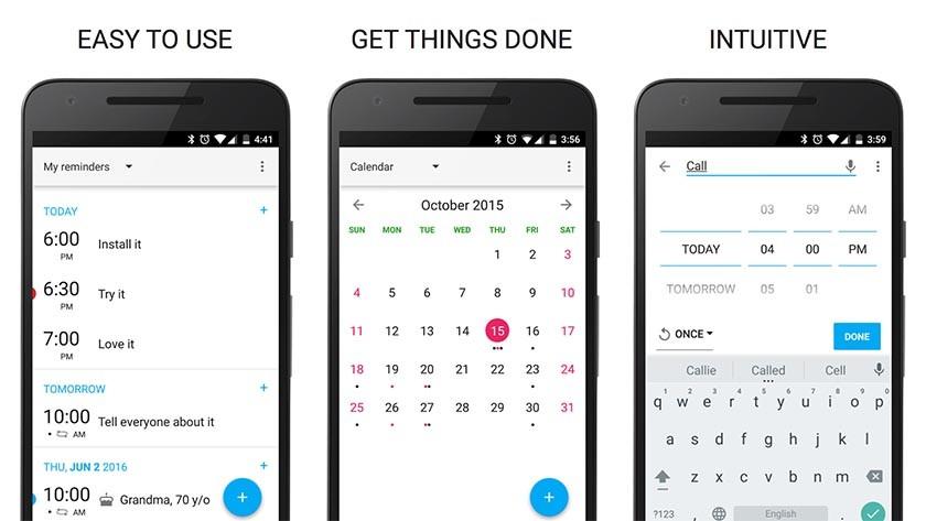 BZ Reminder best reminder apps for android