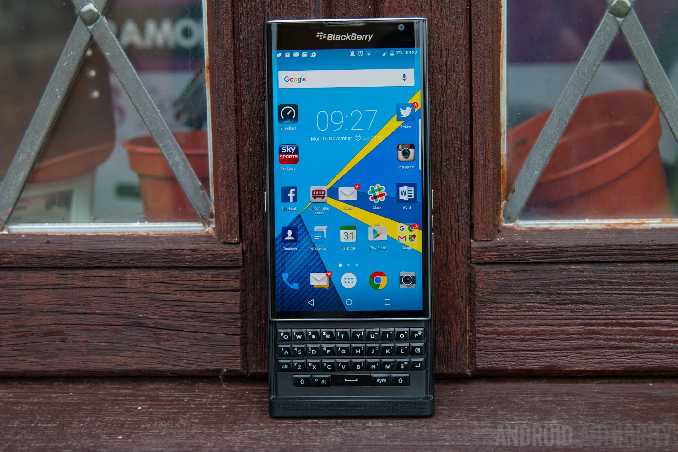 Blackberry Priv 5 Things I Like 5 Things I Don T