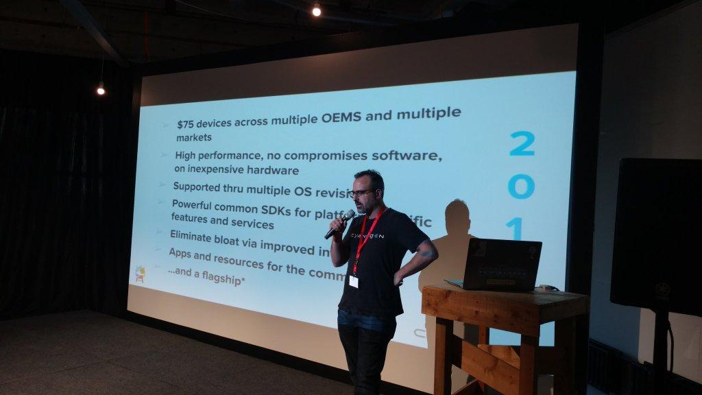 Cyanogen 2016 plans