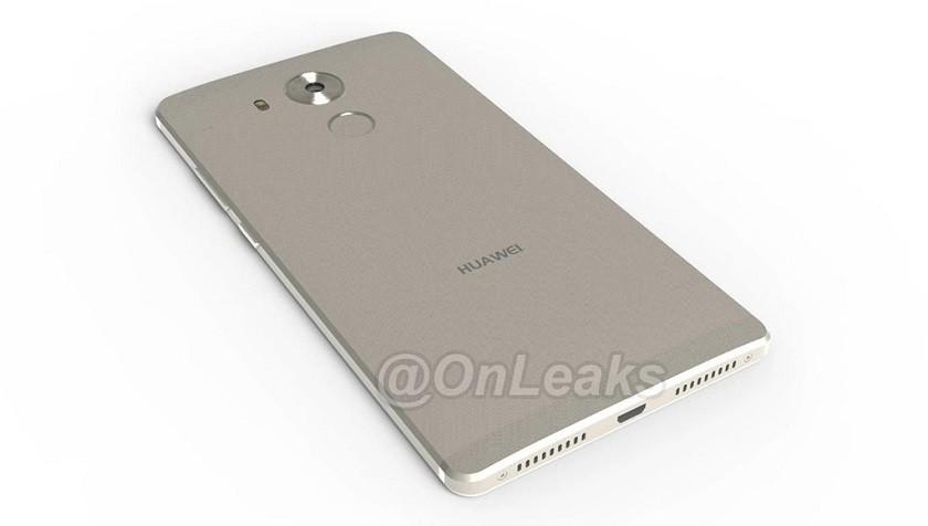 Huawei Mate 8 OnLeaks