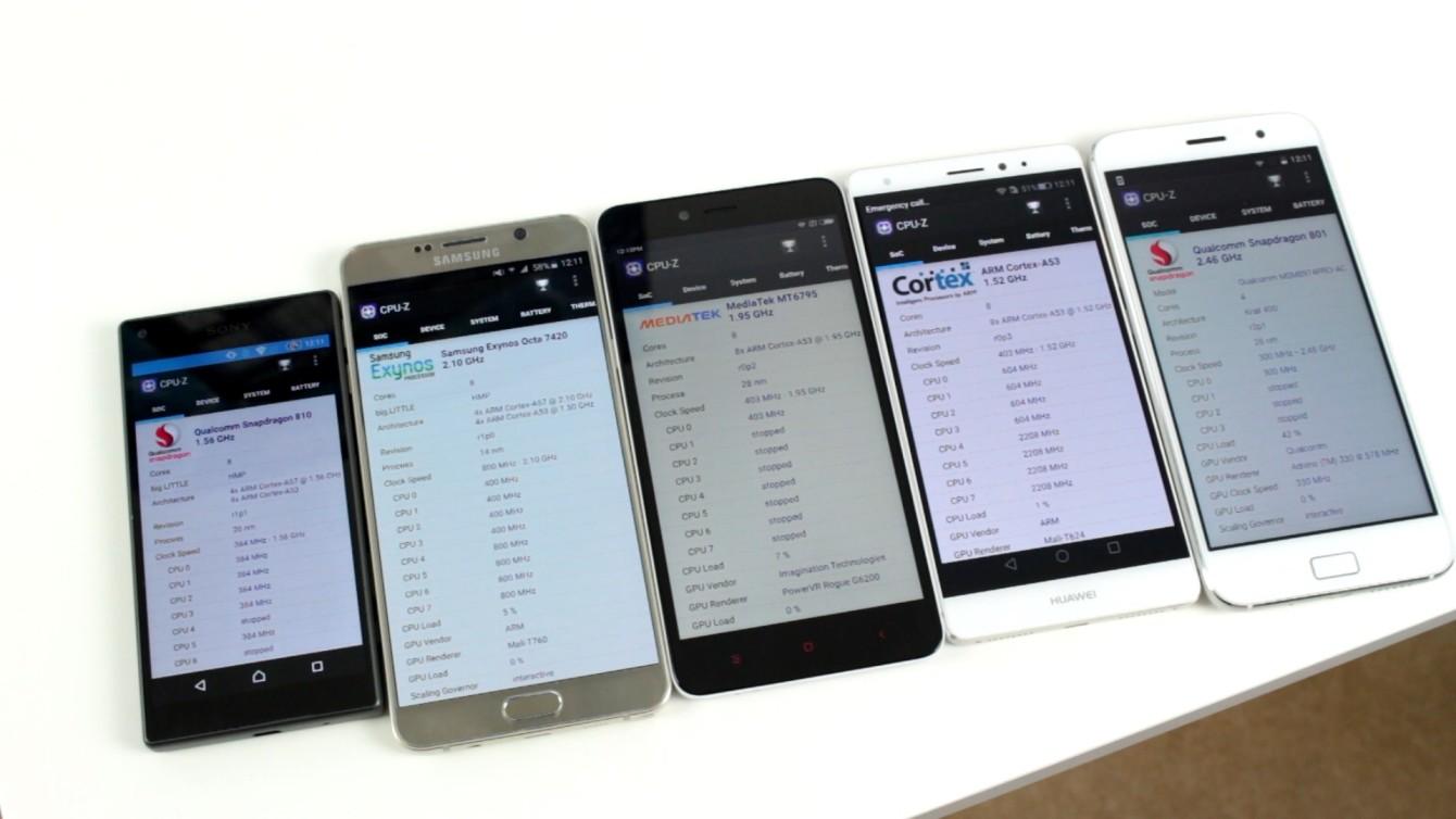 Snapdragon 810 Vs Exynos 7420 Helio X10 Kirin 935 5 Octa Block Diagram