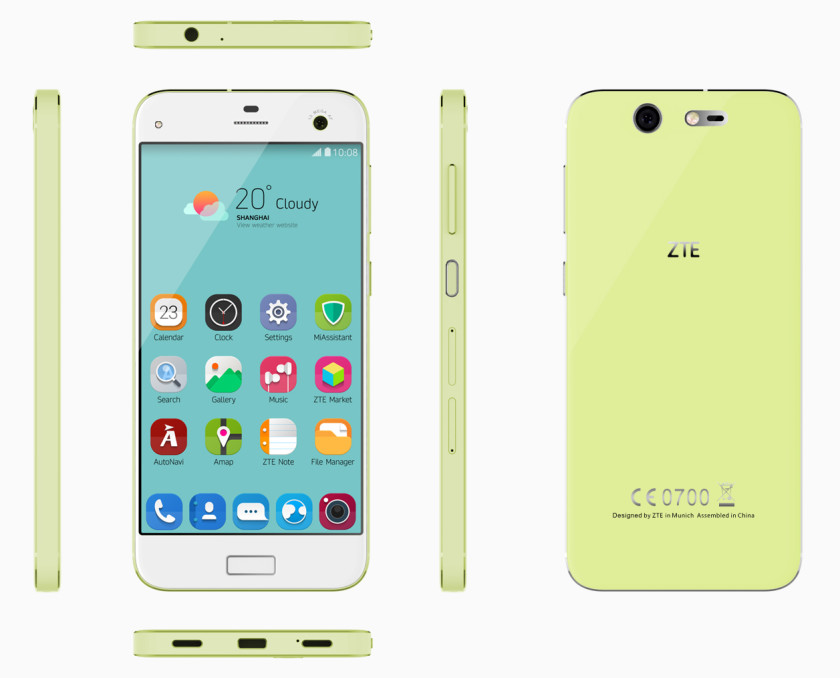 what zte blade 3 specs MAX that avaible