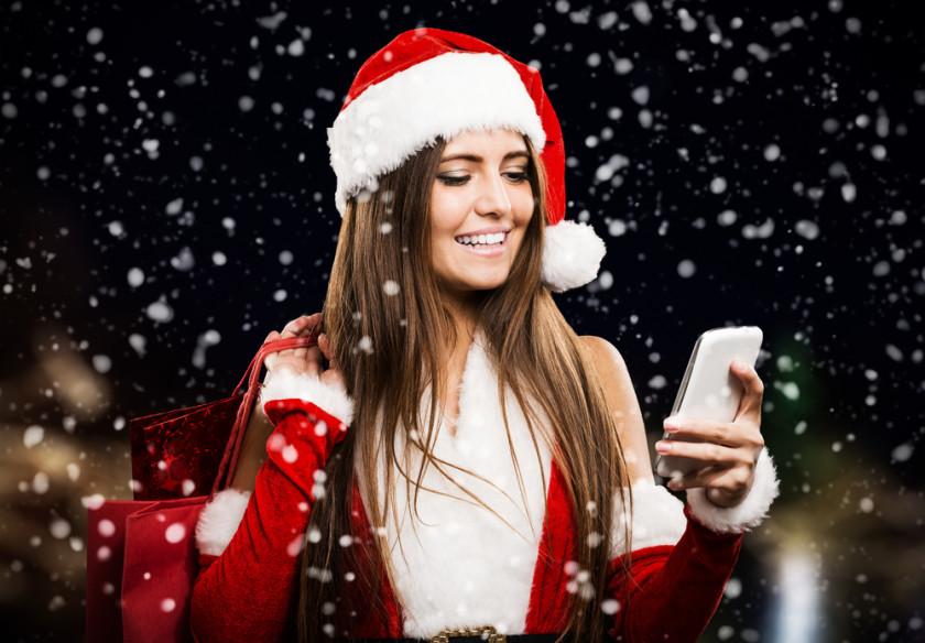 christmas-smartphone