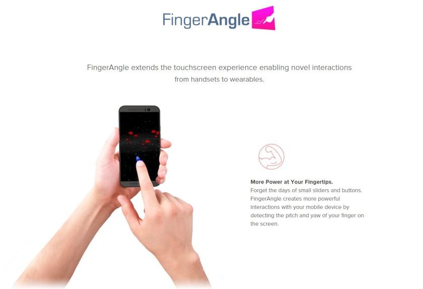fingerangle