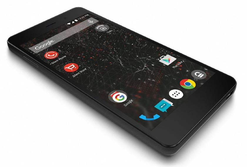 Blackphone 2 flat