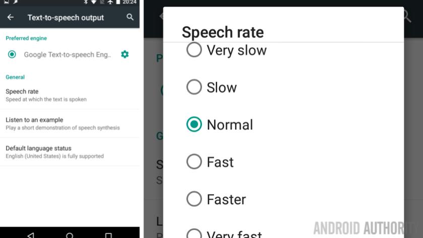Google text to speech engine 2