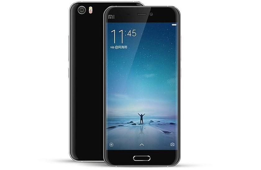 Xiaomi Mi 5 Black 840px